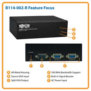 B114-002-R Feature Focus