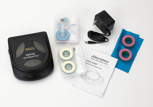 This is the Aleratec Disc Repair Kit