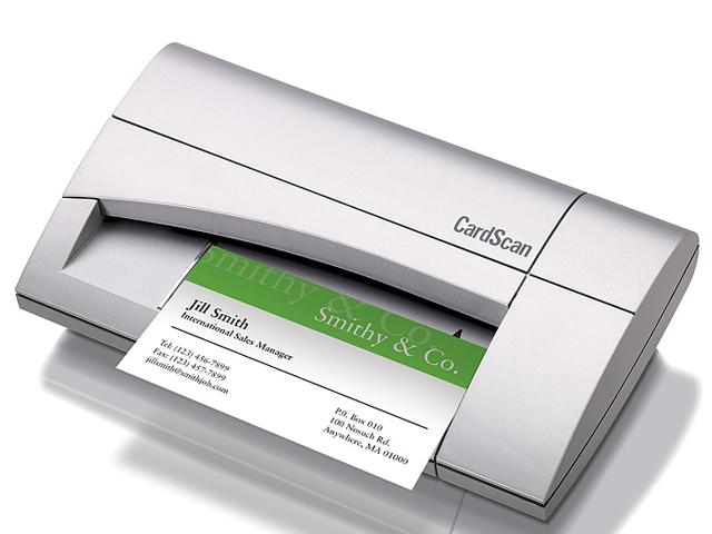cardscan software