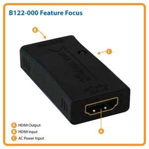 B122-000 Feature Focus