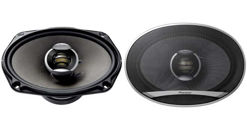Review of Some of The Best X Car Speakers RideBass