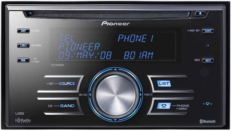 Pioneer Car Audio System Price In Pakistan