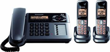 Panasonic KX-TG6671B phone