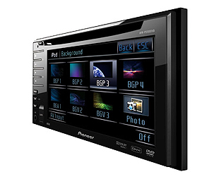 Controlling your movies and music has never been easier with the slick touch-panel display. Back connections of the Pioneer AVH-P3100DVD.  sc 1 st  100Share.com : pioneer avh p3100dvd wiring diagram - yogabreezes.com