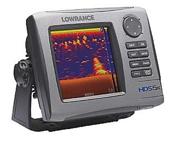 Lowrance HDS-5x Multifunction Echosounder