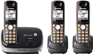 Panasonic KX-TG6513B phone