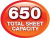 650 Sheets Logo