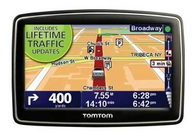 Garmin Truck  465t on Tomtom Xl 335t 4 3 Inch Portable Gps Navigator   Garmin Gps System