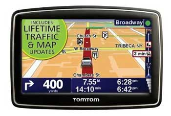 tomtom xxl 540tm 5 inch widescreen portable. Black Bedroom Furniture Sets. Home Design Ideas