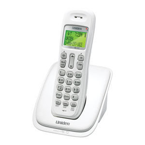 this is a picture of the DECT1363 facing left