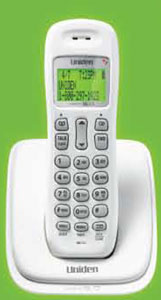 This is a picture of the DECT1363 facing in front