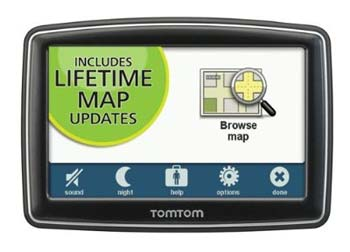 B003FSTAH8 1 TomTom XXL 550M 5 Inch Widescreen Portable GPS Navigator (Lifetime Maps Edition) Reviews