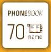 This is a picture of the phonebook logo