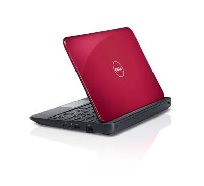 Dell Inspiron Mini iM1012 738CRD 10.1 Inch Netbook (Crimson Red)
