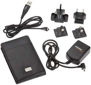 Kit d'accessoires de voyage AmazonBasics pour GPS Garmin nüvi