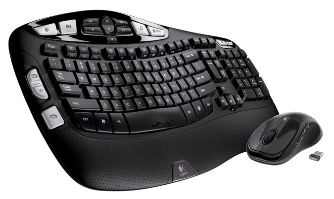 how to connect logitech wireless keyboard and mouse without receiver