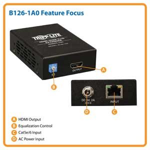 B126-1A0 Feature Focus