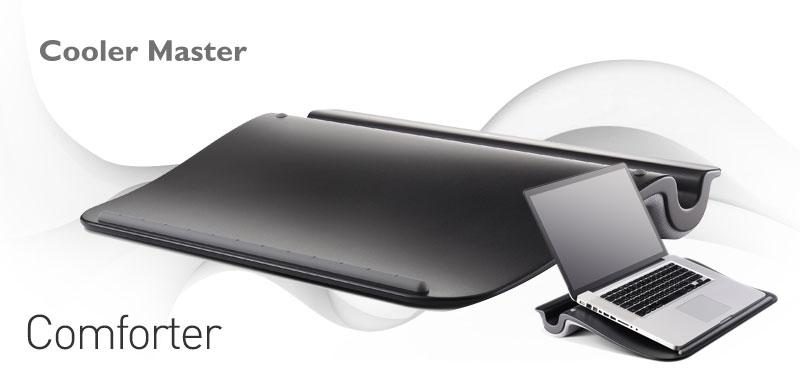 Cooler Master C Hs02 Ka Laptop Lap Desk With Pillow