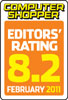 Editors Rating 8.2 Logo