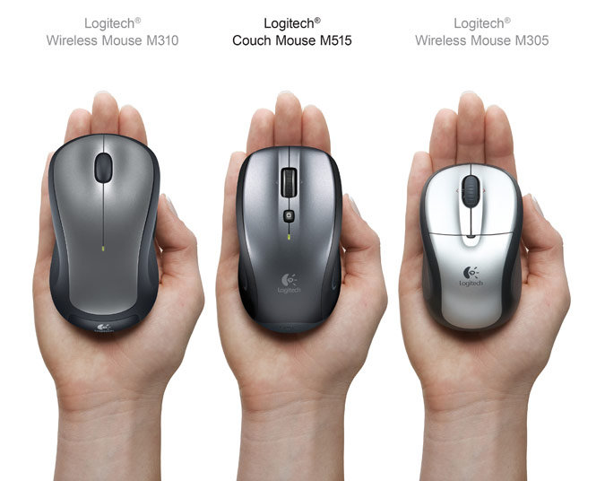 how to connect logitech m510 mouse to mac