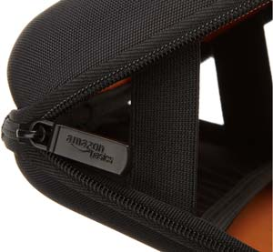 The AmazonBasics Hard Carrying Case for GPS