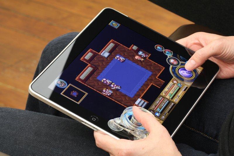 design fling ipad gaming controller review