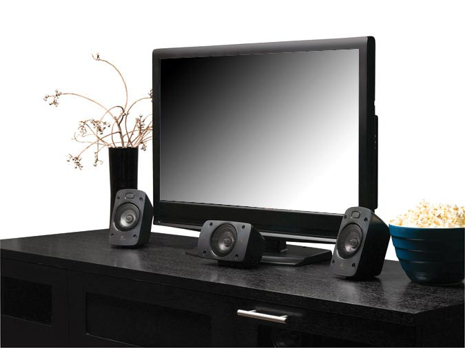 logitech z906 digital 51 amazoncom logitech z906 surround sound speakers