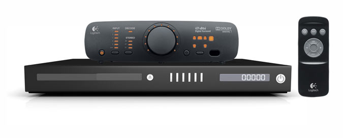 how to connect logitech z506 speakers to lg tv