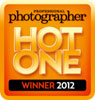 Professional Photographer Award Logo