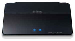 Thiết bị mạng Router D-Link Systems HD Media Router 1000 (DIR-657)