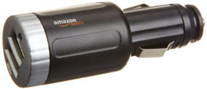 Caricatore da auto con 2 porte USB