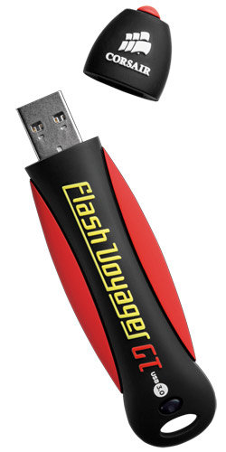 Corsair Flash Voyager GT USB 3.0 32GB Flash Drive (CMFVYGT3 2GB)