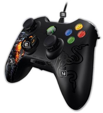 Razer Onza Gaming Controller