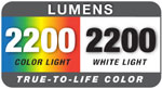 2200 Lumens