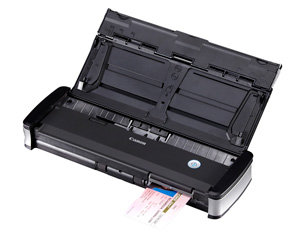 Canon Scanner with Card