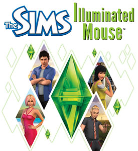 The Sims Illuminated Mouse