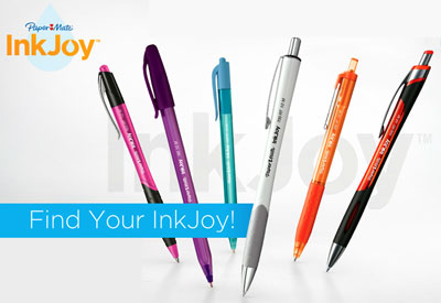 Paper Mate InkJoy Pens