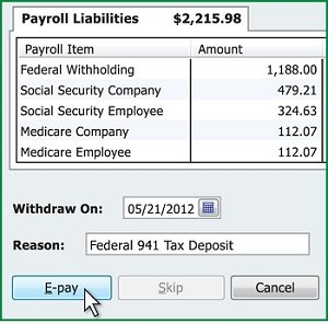 Intuit QuickBooks Enhanced Payroll 2013