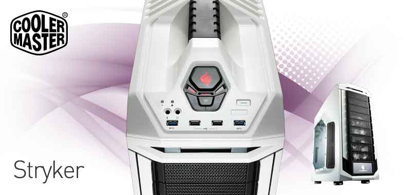 Amazon.com: CM Storm Stryker - Gaming Full Tower Computer Case with