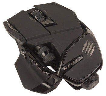 Mad Catz M.O.U.S. 9 Wireless Mouse