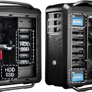 Computer SSDs