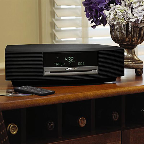 BOSE AWRCC5 WAVE RENOWNED QUALITY STEREO CD RADIO TABLETOP