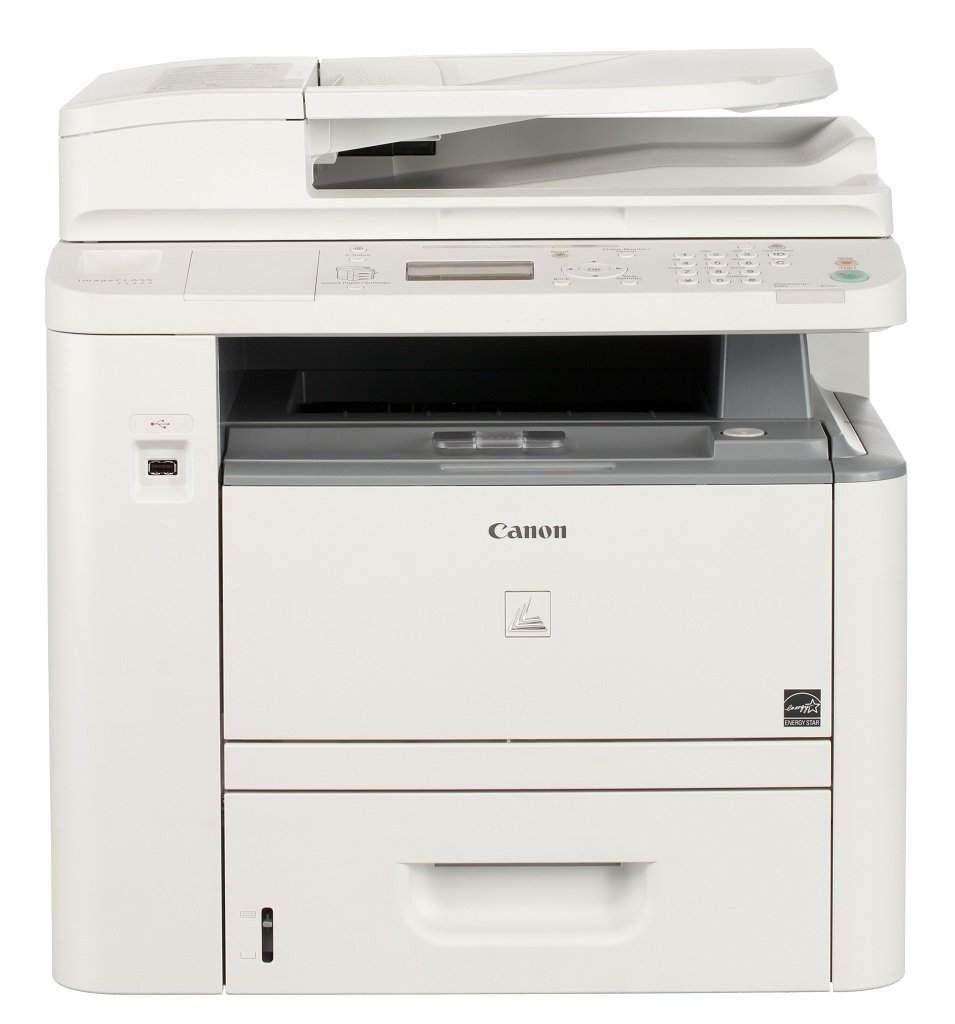 Canon imageclass d1320 monochrome printer with scanner and for Equipo de oficina