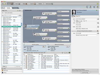 Family Tree Maker for Mac 2
