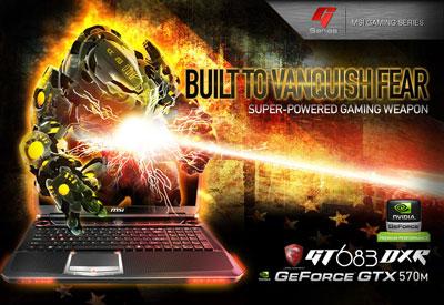 GT683R Title Image