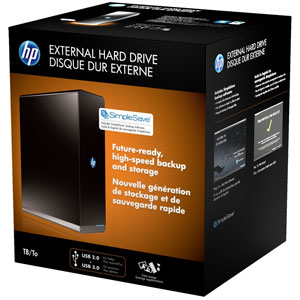HP Desktop box