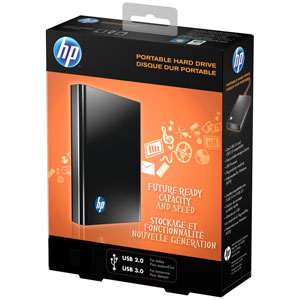 HP Portable box