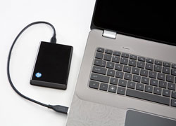 HP Portable - Files to go