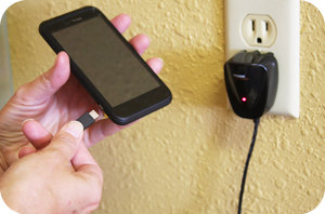 Charger can power a variety of electronic devices