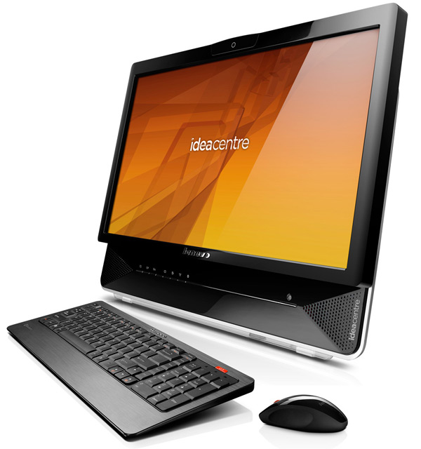 Lenovo IdeaCentre B305 showcase